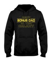 Best bonus Dad in the galaxy Hooded Sweatshirt thumbnail
