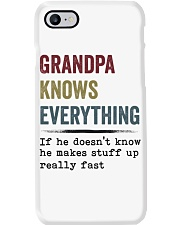 Grandpa Knows Everything Phone Case thumbnail