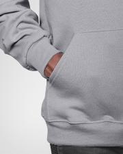 Grandpa Knows Everything Hooded Sweatshirt garment-hooded-sweatshirt-detail-front-bag-02