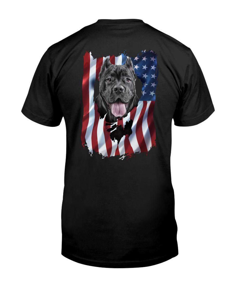 Cane corso  Flag Classic T-Shirt