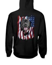 Cane corso  Flag Hooded Sweatshirt thumbnail