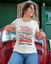 I Am A Stepdaughter Have A Freaking Awesome Dad Ladies T-Shirt apparel-ladies-t-shirt-lifestyle-01