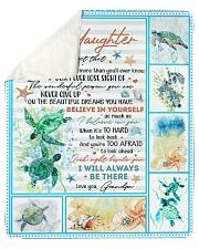 Never Forget That I Love U-Turtle- GP-To-GD Sherpa Fleece Blanket tile