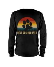 Best Dog Dad Ever Long Sleeve Tee thumbnail