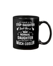 I Have A Step-daughter Mug thumbnail