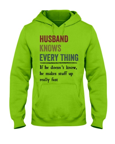 Husband Knows Everything
