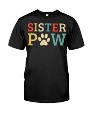 Sister Paw Classic T-Shirt thumbnail