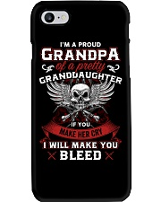 I'm A Proud Grandpa Of A Pretty Granddaughter Phone Case thumbnail