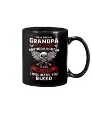 I'm A Proud Grandpa Of A Pretty Granddaughter Mug thumbnail