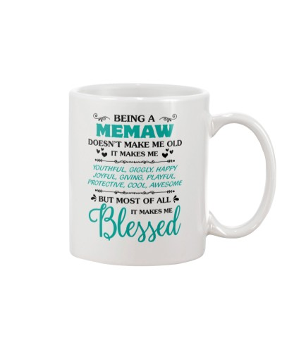 Being A Memaw Makes Me Blessed