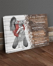 I Wish The Strenght To Face Challenges To Daughter 24x16 Gallery Wrapped Canvas Prints aos-canvas-pgw-24x16-lifestyle-front-04