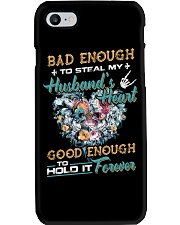 Bad Enough To Steal My Husband's Heart Phone Case thumbnail