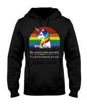 LGBT Unicor Hooded Sweatshirt thumbnail