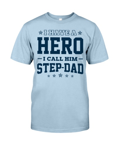 I Have A Hero I Call Him Stepdad