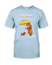 Kindness is a Lifestyle Classic T-Shirt thumbnail