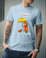 Kindness is a Lifestyle Classic T-Shirt lifestyle-mens-crewneck-front-6