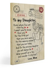 Even When I'm Not Close By Mom To Daughter Gallery Wrapped Canvas Prints tile