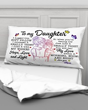 Daughter Hold It You'll Feel My Love Within In Rectangular Pillowcase aos-pillow-rectangular-front-lifestyle-03