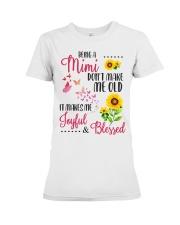 BEING A mimi Premium Fit Ladies Tee thumbnail