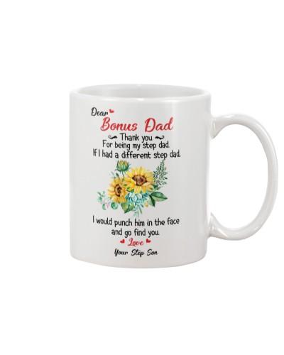 Dear Bonus Dad Thank You For Being My Stepdad
