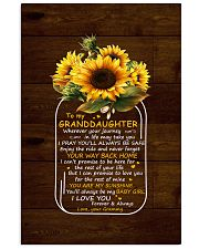 You Are My Sunshine Grammy To Granddaughter 11x17 Poster thumbnail
