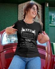 God's Love Nana Ladies T-Shirt apparel-ladies-t-shirt-lifestyle-01