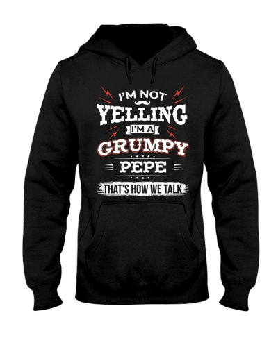 I'm A grumpy Pepe
