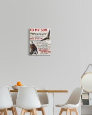 Whenever U Find Yourself Mom To Son 11x14 Gallery Wrapped Canvas Prints aos-canvas-pgw-11x14-lifestyle-front-05