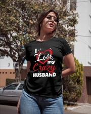 I Love My Crazy Husband Ladies T-Shirt apparel-ladies-t-shirt-lifestyle-02