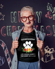Grandpaw Ladies T-Shirt lifestyle-holiday-crewneck-front-3