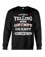 I'm A grumpy Grampy Crewneck Sweatshirt thumbnail