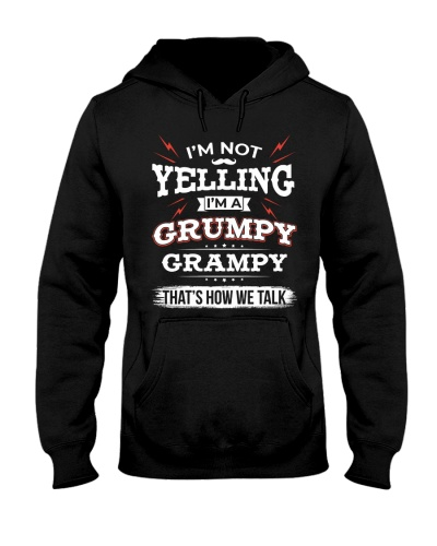 I'm A grumpy Grampy