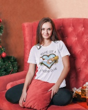 Got A Friend In Me Ladies T-Shirt lifestyle-holiday-womenscrewneck-front-2