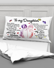 Daughter Hold It Tight U'llFeel My Love Within In Rectangular Pillowcase aos-pillow-rectangular-front-lifestyle-03