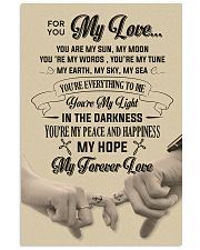 For You My Love 11x17 Poster front