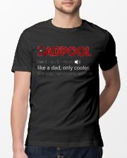 Dadpool Classic T-Shirt lifestyle-mens-crewneck-front-13