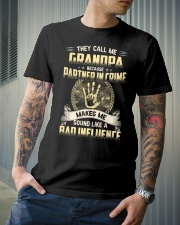 They Call me Grandpa Because Partner in crime make Classic T-Shirt lifestyle-mens-crewneck-front-6