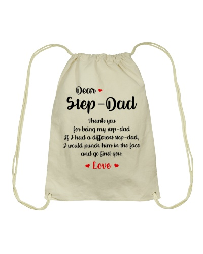 Thank You For Being My Step-Dad
