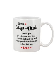 Thank You For Being My Step-Dad Mug front