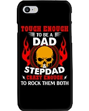 Tough Enough To Be Dad And Stepdad Phone Case thumbnail