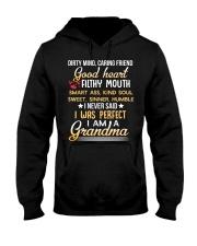 Grandma good heart Hooded Sweatshirt thumbnail