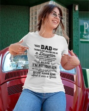 Thanks For Valuing Me As A Daughter Ladies T-Shirt apparel-ladies-t-shirt-lifestyle-01