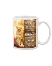 Lion- Never Forget That I Love You Mom-To-Daughter Mug thumbnail