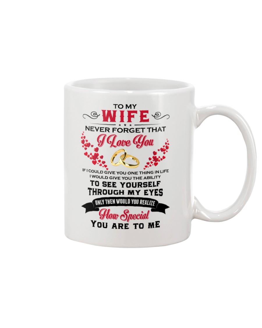 To My Wife Mug