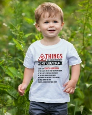 5 Things You Should Know About My Grandma Youth T-Shirt lifestyle-youth-tshirt-front-3