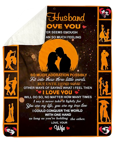 To My Husband You Are My True Love