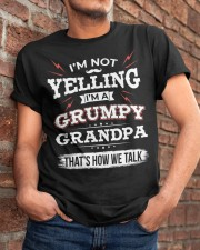 I'm A Grumpy Grandpa Classic T-Shirt apparel-classic-tshirt-lifestyle-26