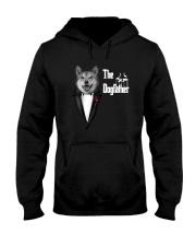 The DogFather Akita Hooded Sweatshirt thumbnail