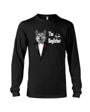 The DogFather Akita Long Sleeve Tee thumbnail