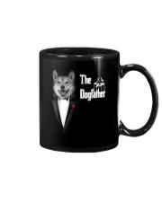 The DogFather Akita Mug thumbnail